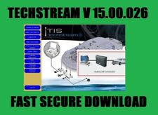 Techstream V15.00.026 Diagnostic Software - Toyota Lexus Mini-VCI J2534 DOWNLOAD