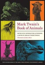 Mark Twain's Book of Animals by Twain, Mark