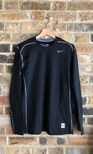 NIKE PRO COMBAT MENS MEDIUM BLACK