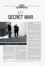 My Secret War by Fca (Ret'd) Falko Ca (2013, Hardcover)