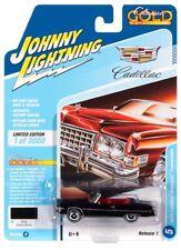 Johnny Lightning 1973 Cadillac Eldorado Convertible Classic Gold VS.B R.1