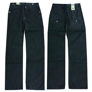 G-Star Reese Regular Herren Hose Straight Leg W30 L34 Schwarz NEU