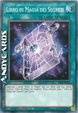 LIBRO DI MAGIA DEI SEGRETI (Spellbook Of Secrets) • Comune • SR08 IT027 • Yugioh