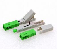 10pcs Highend SC Optic Fiber Fast Connector SC APC Telecom class Quick Connector