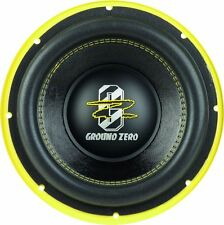 Ground Zero GZRW 25xspl d2 SPL SUBWOOFER BASS Ground Zero PRESSIONE ACUSTICA WOOFER