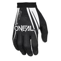 O'Neal AMX Handschuh Blocker Schwarz DH Downhill FR MTB BMX Mountain Bike Glove