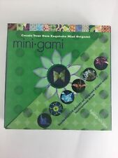 Mini Gami - Origami Paper Designs, by Kyung-Ah Son Craft, Unused