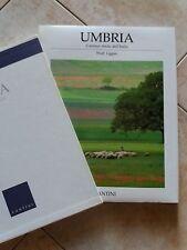 WULF LIGGES - UMBRIA L'ANIMA VERDE DELL'ITALIA - CANTINI