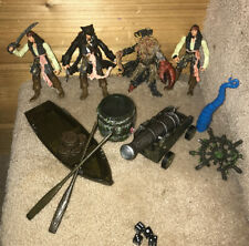Pirates Of The Caribbean Action Figure Lot!