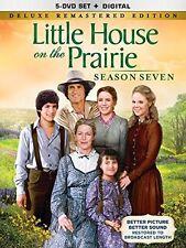 Little House On The Prairie: Season 7 - 5 DISC SET (2015, REGION 1 DVD New)