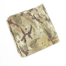 Multicam Camouflage Scrim Net 1x1m Mesh Neck Scarf British MTP MAC1073