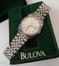 Bulova Ambassador N1 automatic stainless steel
