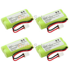 4 NEW Home Phone Battery for VTech BT162342 BT262342 2SNAAA70HSX2F BATT-E30025CL