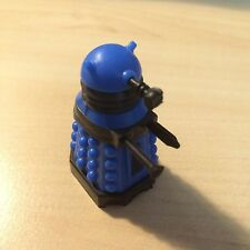 Dr. Doctor Who Character Building Series 1 Blue Dalek Strategist