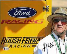 Jack Roush Signed 8X10 Photo Autographed BAS COA NASCAR Roush Fenway Racing 96