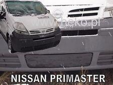HEKO 04057 Winterblende für Frontgrill Grillblende NISSAN OPEL RENAULT Bj. 01-06