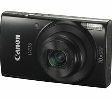 Canon Ixus 190 Compact Camera - Black - Currys