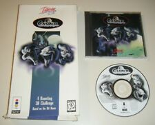Casper: The Movie (3DO, 1996) COMPLETE GAME for Panasonic 3DO system LONGBOX