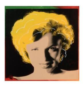 "Ringo, Daniel Funes Mixed Media on Canvas ""Midnight Marilyn"""