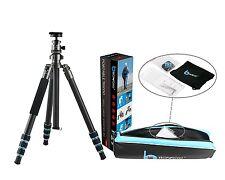 Bonfoto B674C Portable Tripod Carbon Fiber Monopod Canon Nikon Sony Camera - NEW