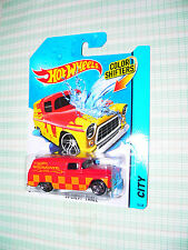 Hot Wheels Color Shifters '55 Chevy Panel  City