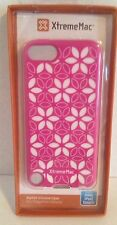 iPod touch Stylish Silicone Case, Tuffwrap Tatu Pink Floral Xtreme Mac Wrap New
