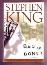 BAG OF BONES (for the complete Stephen King collector/Promotional Package/rare)
