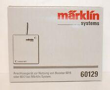 Märklin 60129 - Anschlussgerät für 6015 und 6017 - OVP