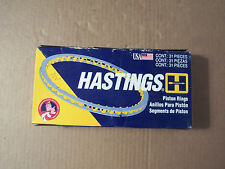 Hastings 4454 +.060  Piston Rings for Buick, Olds Pontiac 8 cyl Ready to Ship