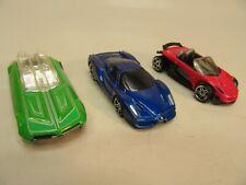 Hot Wheels Three Cars