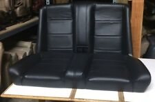 BMW e30 325i 318i Convertible Rear Seats Pair 1987-92  in Black or Tan $750