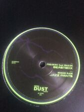 Fre4nc & Minor Rain  Beastbox/Jazz Pants  Drum&bass/jungle/Dust Audio/Mint 12""