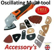 Multi Function Tool Oscillating Sander Cutter Scraper 300 Watt Grinder Saw