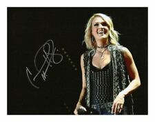 CARRIE UNDERWOOD AUTOGRAPHED SIGNED A4 PP POSTER PHOTO PRINT 14