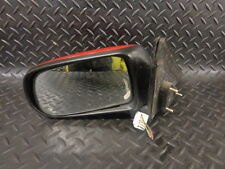 2002 MAZDA 626 2.0 TD GXI SE 5DR PASSENGER SIDE WING MIRROR ELECTRIC RED
