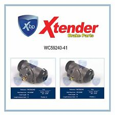 WC59240-41 Rear Brake Wheel Cylinder Fits Ford F100,F150,F250,Fairlane,Falcon