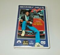 Beverly Hills Cop VHS Pal CIC Big box ex rental Original case Eddie Murphy