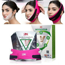 Face Skin Care Lift Firming Mask V-Line Slimming Shaping Whitening Face Mask