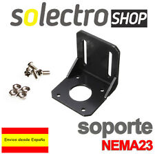 Soporte Motor Nema23  57mm 76mm  Mounting Bracket Impresora 3d Printer CNC I0116