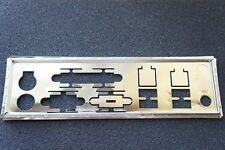 Back plates Back Panel I/O Shield For P5P800-SE K8V-MX K8V-VM Motherboard