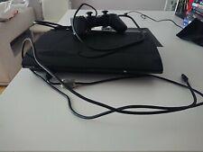 Consola Sony Playstation3 Superslim 500gb,mando y 4 juegos
