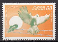 Briefmarken Europa Andorra (sp.. Post) CEPT ** 1995 Michel 243 Versand 0 EUR