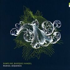 MUSICA SEQUENZA-SAMPLING BAROQUE HANDEL CD NEU