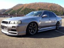 NISSAN R34 GTT GT 4DOOR SEDAN TYPE R STYLE SIDE SKIRTS BODY KIT