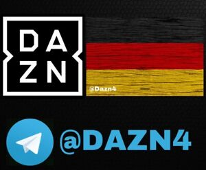 DAZN GERMANIA € 2.50 SOLO SU TELEGRAM @DAZN4