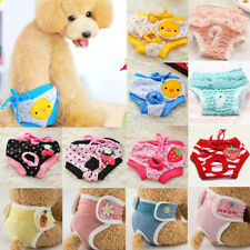 Pet Puppy Dog Physical Pant Dog Clothes Panties Underwear Dog Diapers Shorts Ve