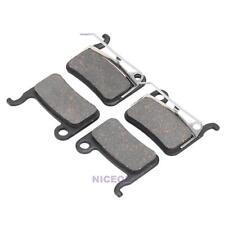 2 Pairs Mountain Bike Disc Brake Pads for Shimano M785/M615/Deore XT/ XTR Resin
