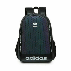 2020 Original Trefoil Adidas School Backpack Travel Rucksack Training Sports Bag