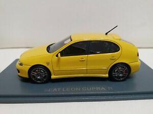 1:43 Seat Leon Cupra R mk1 Neo scale  sehr selten