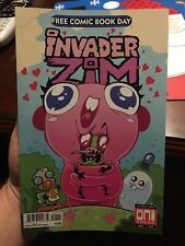 Invader Zim FCBD 2018! In NM Condition! LOOK! WOW!